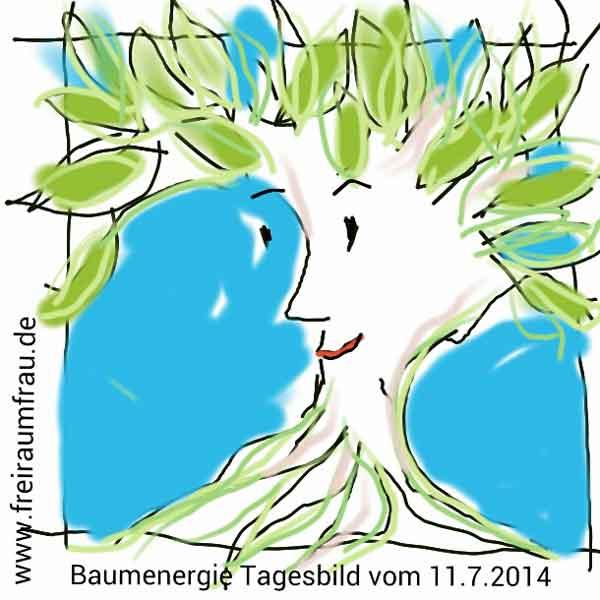 Baumenergie-Freiraumfrau