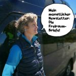 Freiraumfrau-Newsletter