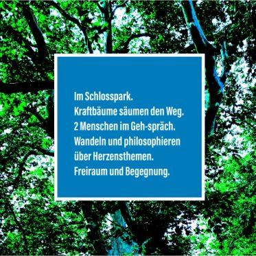 Lyrik-Schlosspark-Freiraumfrau